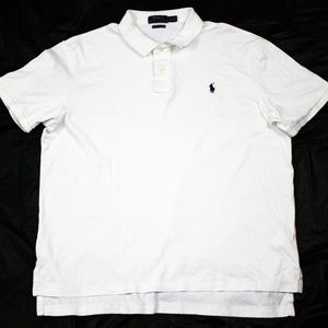 Polo Ralph Lauren Mens Short Sleeve Pima Soft Touc